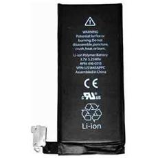 Batteria Di Ricambio Iphone 4s Li-ion Polymer 1430 Mah 3,7v Bulk Apn: 616-0579