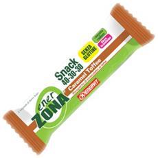 snack 40-30-30 barretta gusto caramel toffee 1 barretta da 25 g