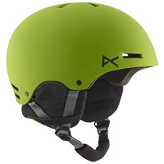 Casco Uomo Da Snowboard Raider Ski Helmet M Verde
