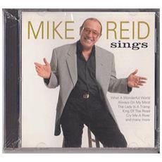 Mike Reid - Mike Reid Sings Cd European Mci 1993