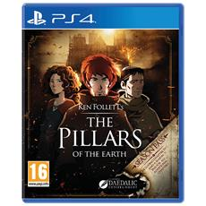 PS4 - Ken Follett's The Pillars of the Earth