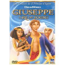 Dvd Giuseppe Il Re Dei Sogni