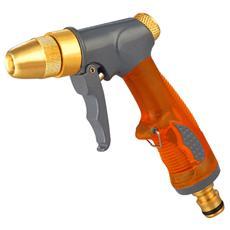 Pistola per innaffio in metallo Manico Pvc getto regolabile Mod. Extra
