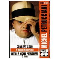 Petrucciani Michel - Concert Solo - Lettre A Michel Petrucciani