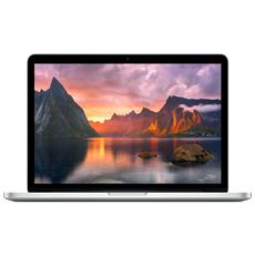 "MacBook Pro 15.4"" Retina IPS Intel Core i7 Ram 16 GB Memoria Flash 256 GB 2xUSB 3.0 2xThunderbolt 2.0 OS X"