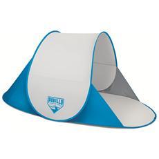Tenda Da Spiaggia Secura Pop Up 2 Adulti Cm. 192X120X85