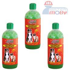 Repellente disabituante allontana anti cani gatti naturale gel (+durata) 3x 1 lt