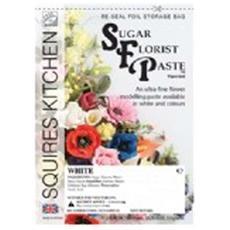 Pasta di gomma sugar florist paste 1kg bianco sfp