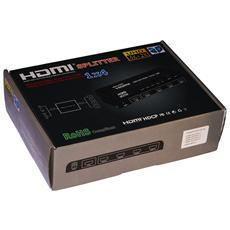 Mini Convertitore Hdmi A Av (rca) Per 1 Dispositivo Hdmi Con Tv Rca