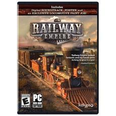 PC - Railway Empire