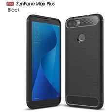 Custodia Cover Tpu Gomma Silicone Per Smartphone Asus Zenfone Max Plus (m1) Zb570tl