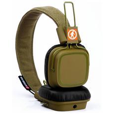 OT1400, Stereofonico, Padiglione auricolare, Verde, Con cavo e senza cavo, Circumaurale, 3,5 mm