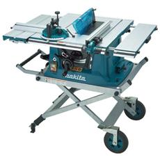 MLT100, Table saw, Blu, Argento