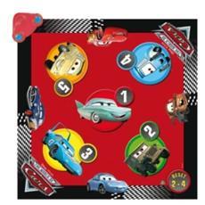 Tappeto Cars Grande Sfida alla Piston Cup