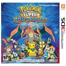 N3DS - Pokemon Super Mystery Dungeon