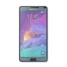 Pellicola Vetro Temperato Per Samsung Galaxy Note 4 Trasparente Clear Proteggi Display Touch Screen Spessore Solo 0,26mm
