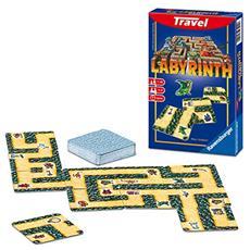 RVB23415 Labyrinth Travel