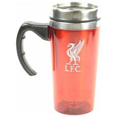 Liverpool Tazza Da Viaggio (taglia Unica) (rosso)
