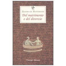 Del matrimonio e del divorzio