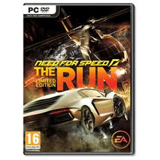 PC - Need for Speed The Run Limited Edition