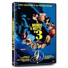 DVD MONDO DI NOTTE 3 (ed. lim. numerata)