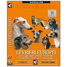 Levrieri europei. DVD