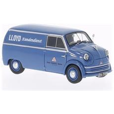 Neo43874 Lloyd Lt 500 Customer Service 1955 1:43 Modellino