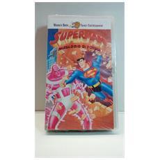 """Videocassetta Vhs - Superman """"passaggio Di Potere"""""""