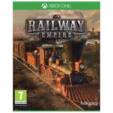 XONE - Railway Empire