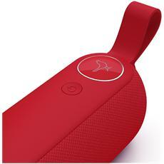 TOO, Mono, Con cavo e senza cavo, Batteria, Bluetooth / 3.5 mm, Universale, Rosso