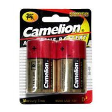 Batterie Alcaline 1.5 Volt Lr20 Torcia Blister 2 Pz. (A Lr20-Bp2)