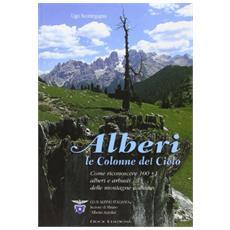 Alberi: le colonne del cielo. Come riconoscere 100 + 1 alberi e arbusti delle montagne italiane