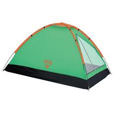 Tenda Monedome per 2 adulti Verde