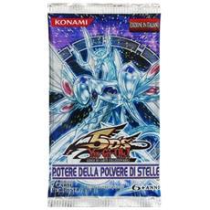 Yu-Gi-Oh! Buste Potere Polvere Stel. 24pz