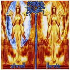 Morbid Angel - Heretic - Disponibile dal 06/04/2018