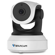 Telecamera Ip Wireless Per Visione Notturna Con Telecamera Inclinabile Hd Vstarcam C24s