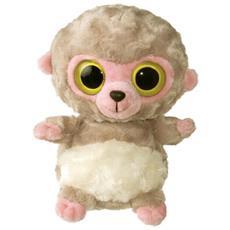 Yoohoo E I Suoi Amici, Macaco Giapponese Di Peluche, 18 Cm