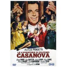 Dvd Avventure Di Giacomo Casanova (le)