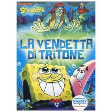 Dvd Spongebob - La Vendetta Di Tritone