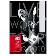 Dvd Ramazzotti Eros - Eros Live World T.