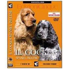 Cocker Spaniel inglese. DVD