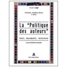 Lucantonio G. - Politique Des Auteurs