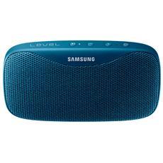 Level Box Slim Speaker con Bluetooth Colore Blu