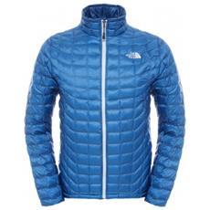 Giacca Uomo Thermoball Full Zip Blu Xl