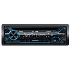 Ricevitore CD MEX-N4200BT con Bluetooth Potenza 4 x 55W