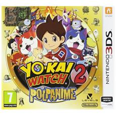 N3DS - Yo-Kai Watch 2: Polpanime
