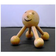 Simpatico Massaggiatore Relax, Cervicale, Spalle, Schiena In Legno