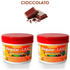 Optima Provida Regular Lax Psillio Cioccolato (2 X 150 Gr)