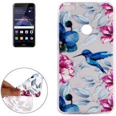 Custodia Cover Tpu Silicone Morbido Per Smartphone Huawei P8 Lite (2017)