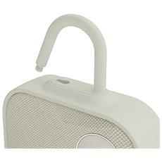 ONE Click, Mono, Con cavo e senza cavo, Batteria, Bluetooth / 3.5 mm, Universale, Grigio
